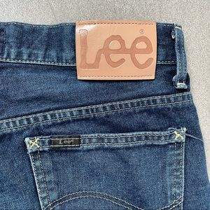 Lee x Lugnoncure High Waist Jeans Size Small